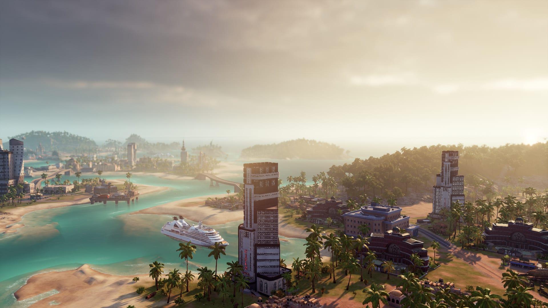 خرید دی ال سی Tropico 6 اسکرین شات 2