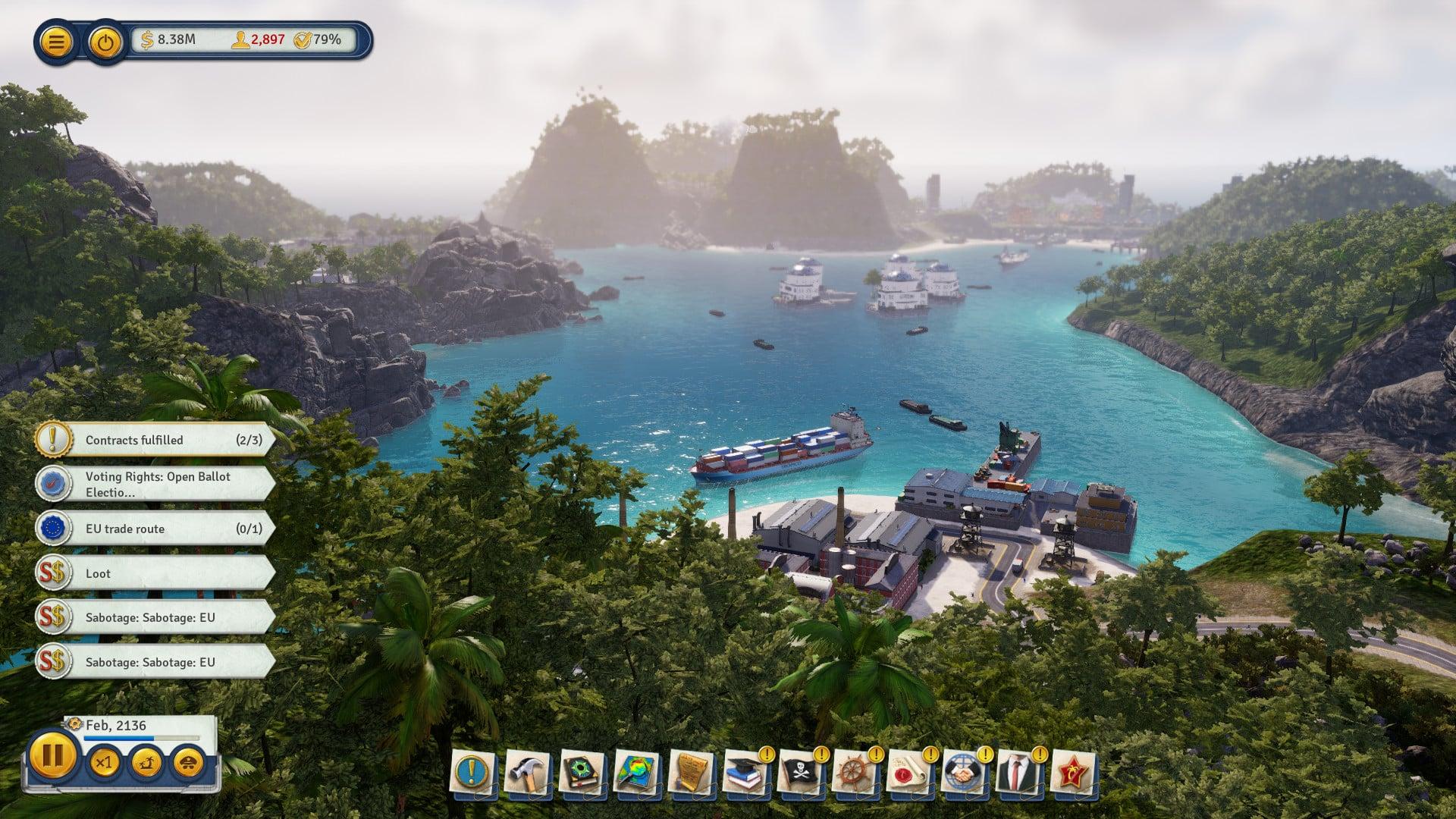 خرید دی ال سی Tropico 6 اسکرین شات 3