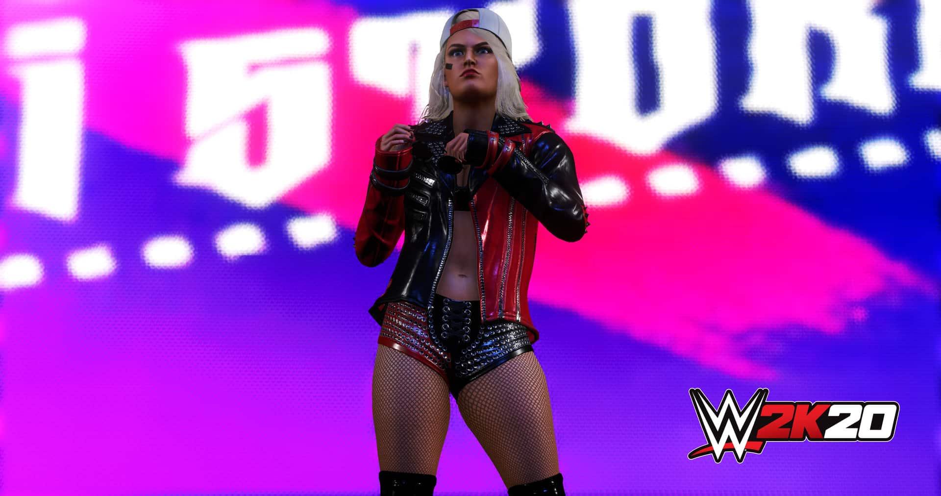 خرید دی ال سی WWE 2K20 اسکرین شات 4