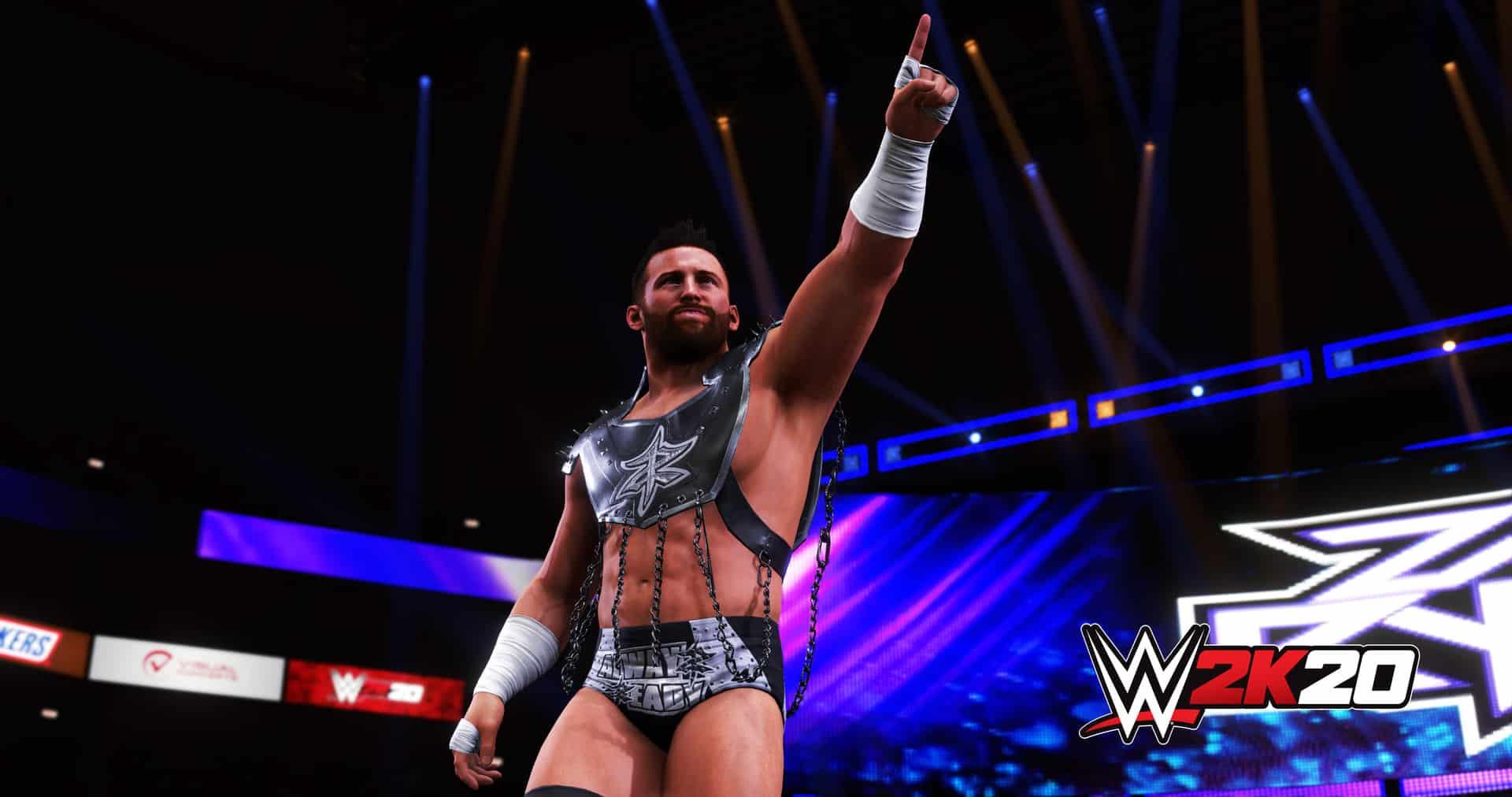 خرید دی ال سی WWE 2K20 اسکرین شات 3