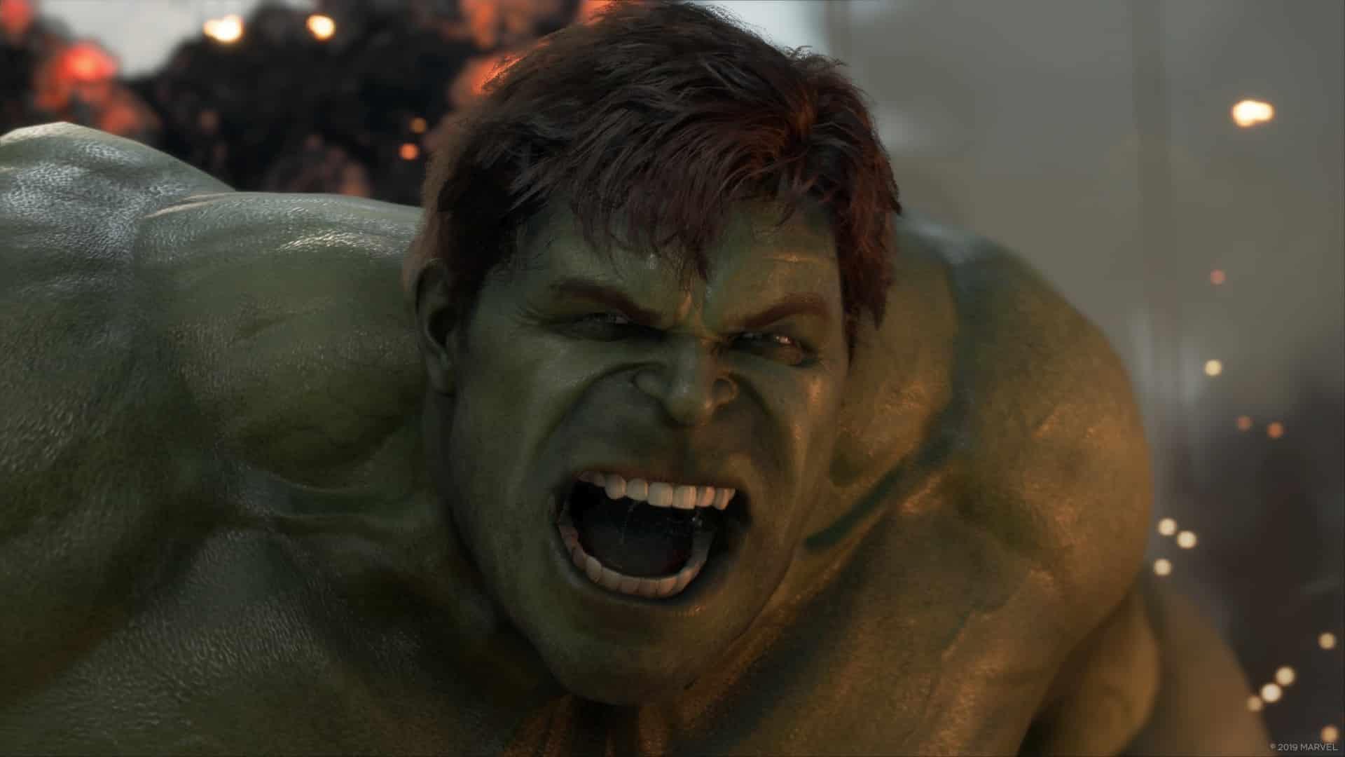 خرید استیم گیفت Marvel's Avengers اسکرین شات 4