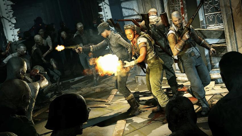 خرید سی دی کی Zombie Army 4: Dead War اسکرین شات 2