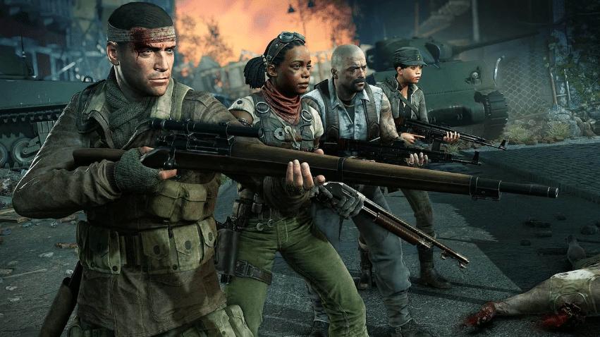 خرید سی دی کی Zombie Army 4: Dead War اسکرین شات 1