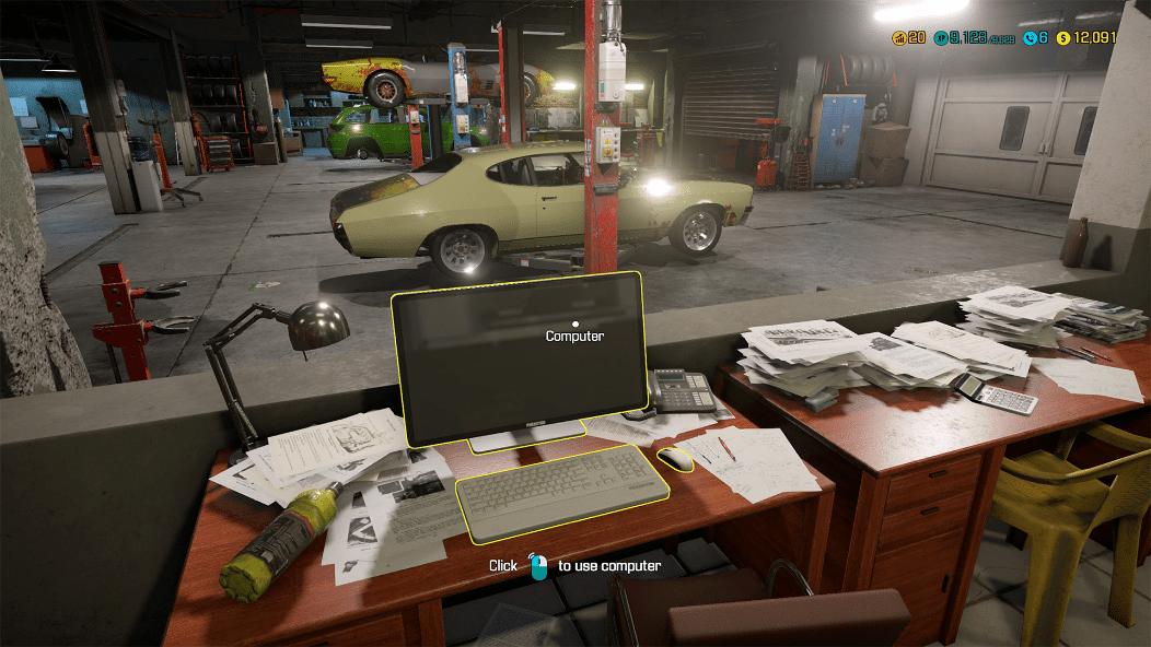 خرید استیم گیفت Car Mechanic Simulator 2018 اسکرین شات 4