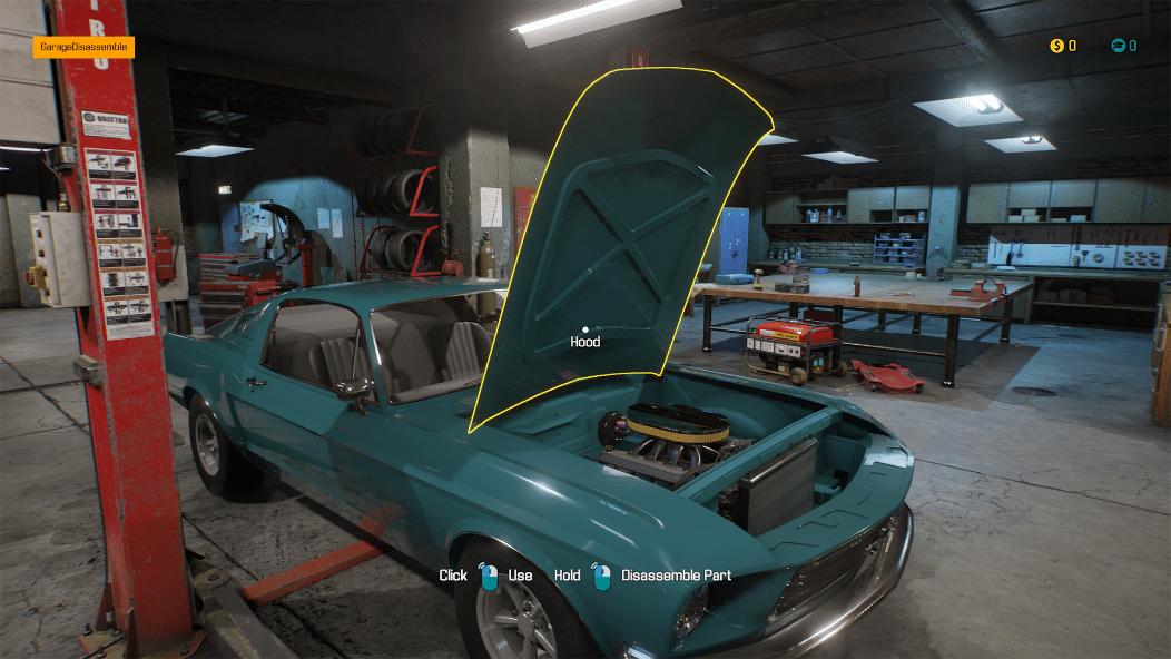 خرید استیم گیفت Car Mechanic Simulator 2018 اسکرین شات 2