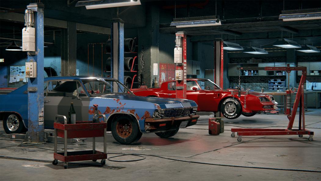 خرید استیم گیفت Car Mechanic Simulator 2018 اسکرین شات 1
