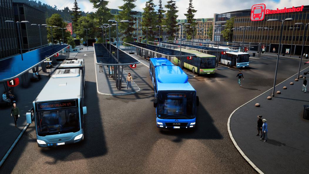 خرید استیم گیفت Bus Simulator 18 اسکرین شات 5