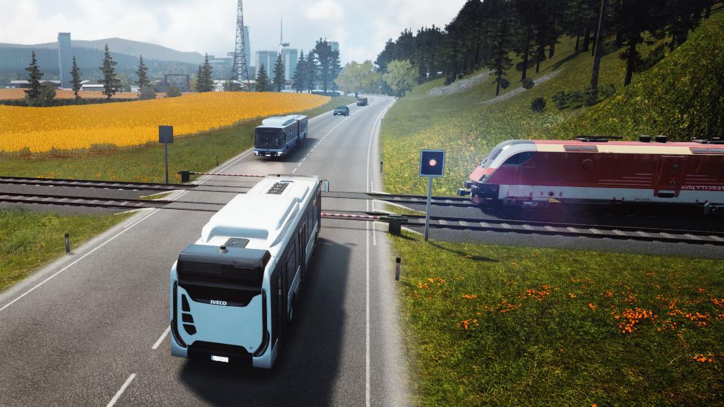 خرید استیم گیفت Bus Simulator 18 اسکرین شات 4