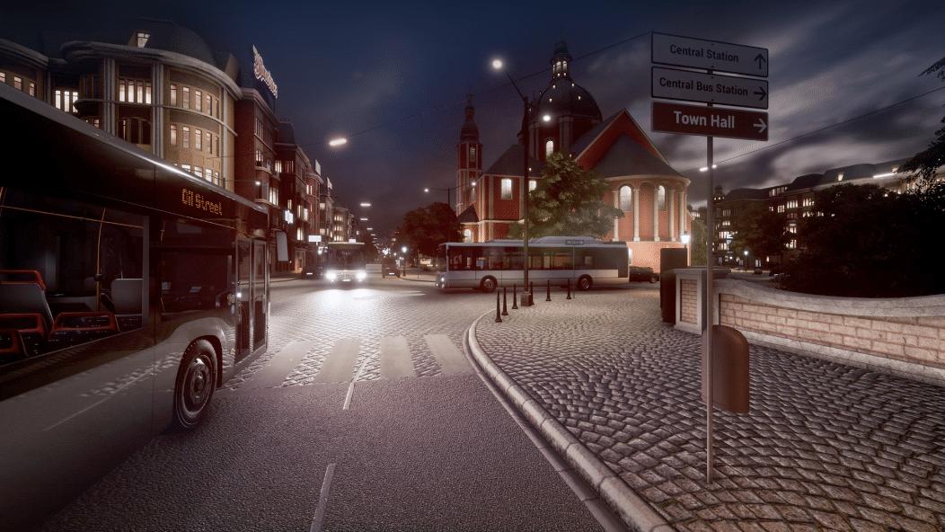 خرید استیم گیفت Bus Simulator 18 اسکرین شات 3