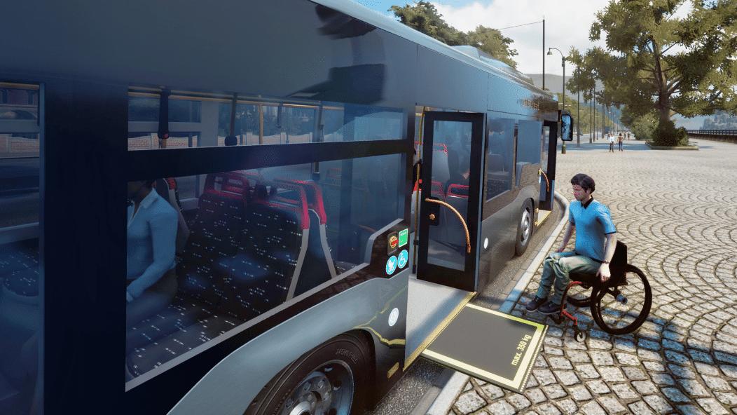 خرید استیم گیفت Bus Simulator 18 اسکرین شات 1