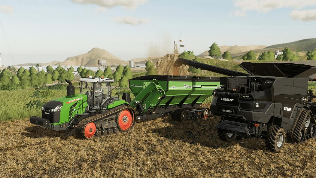 خرید استیم گیفت Farming Simulator 19 اسکرین شات 1
