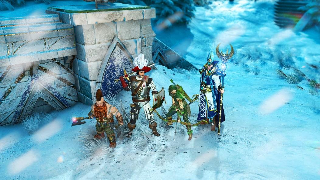 خرید استیم گیفت Warhammer: Chaosbane اسکرین شات 2