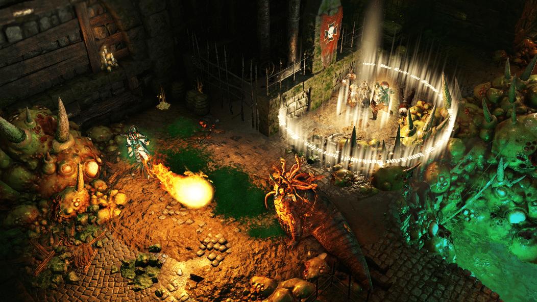خرید استیم گیفت Warhammer: Chaosbane اسکرین شات 1