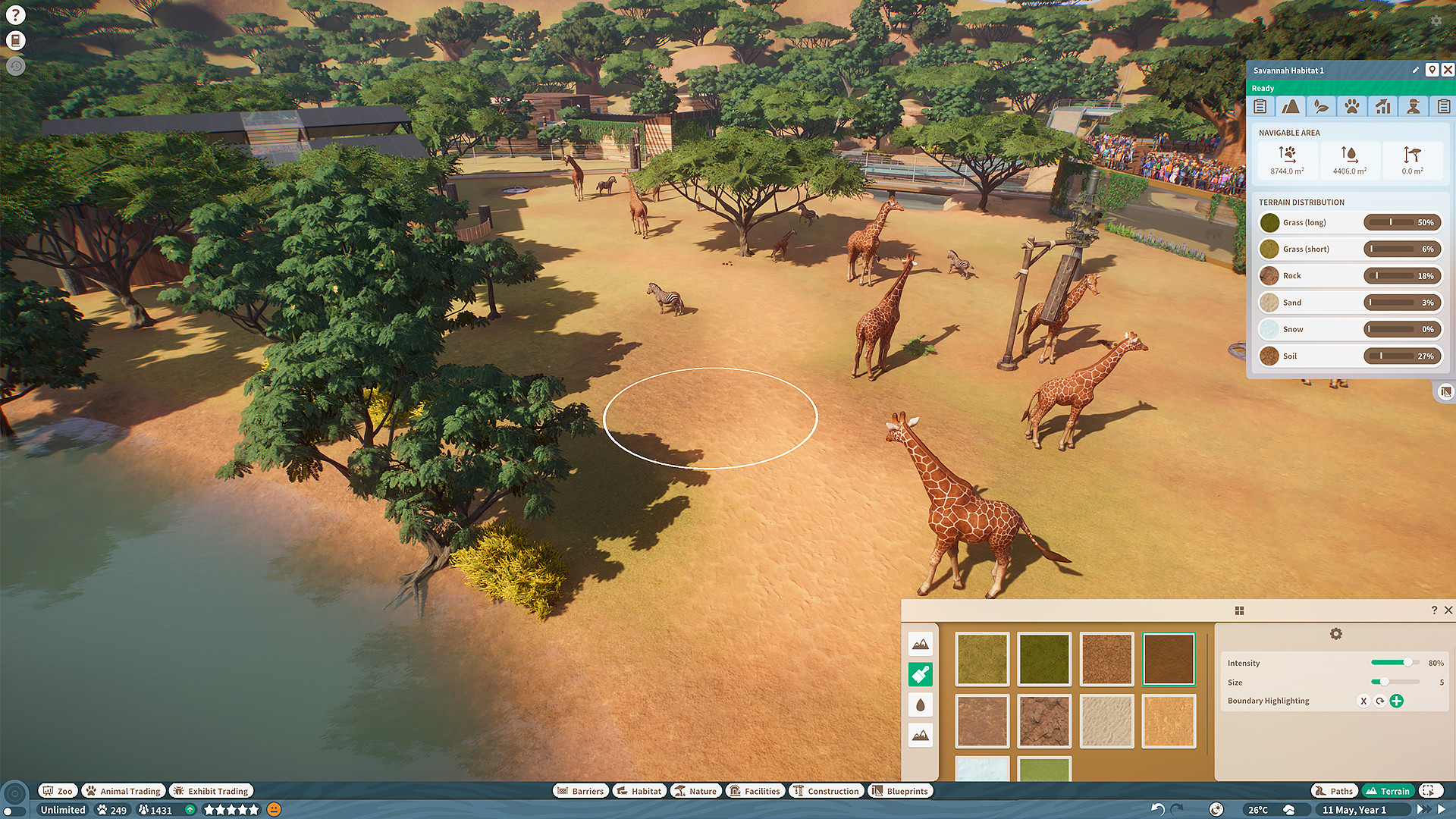 خرید استیم گیفت Planet Zoo اسکرین شات 2