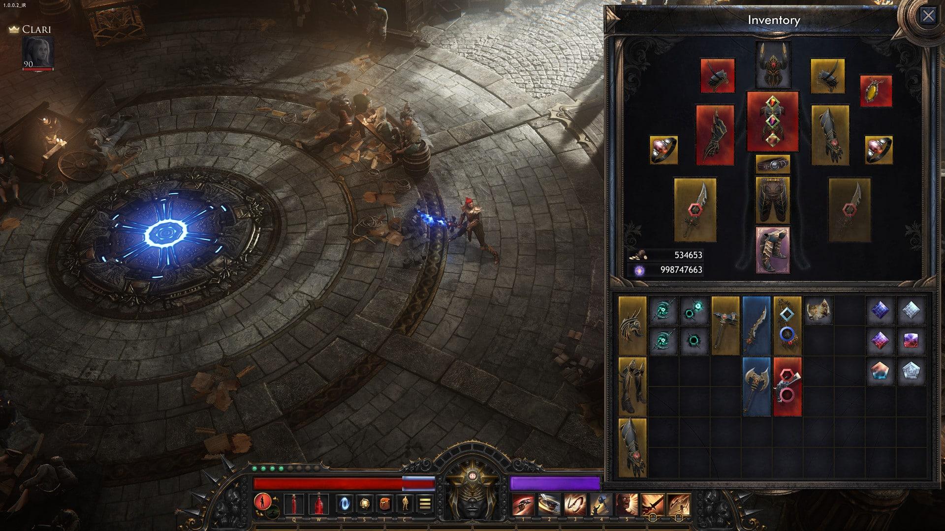 خرید استیم گیفت Wolcen: Lords of Mayhem اسکرین شات 1