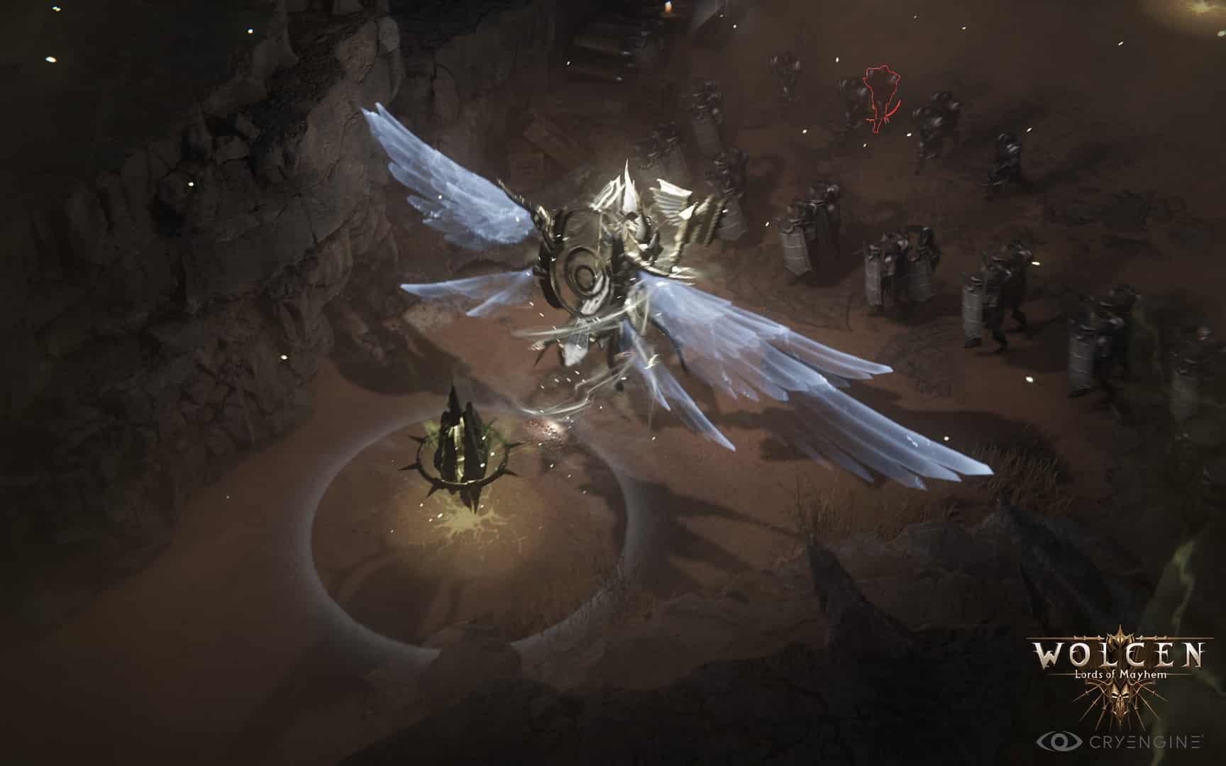 خرید استیم گیفت Wolcen: Lords of Mayhem اسکرین شات 2