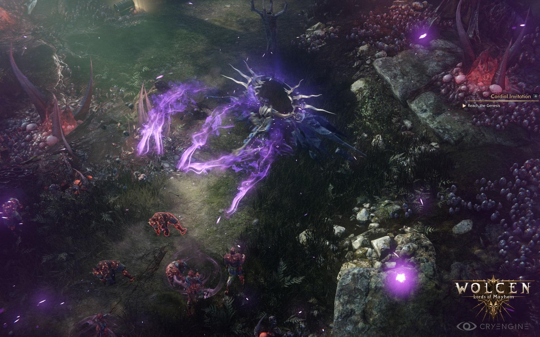 خرید استیم گیفت Wolcen: Lords of Mayhem اسکرین شات 3