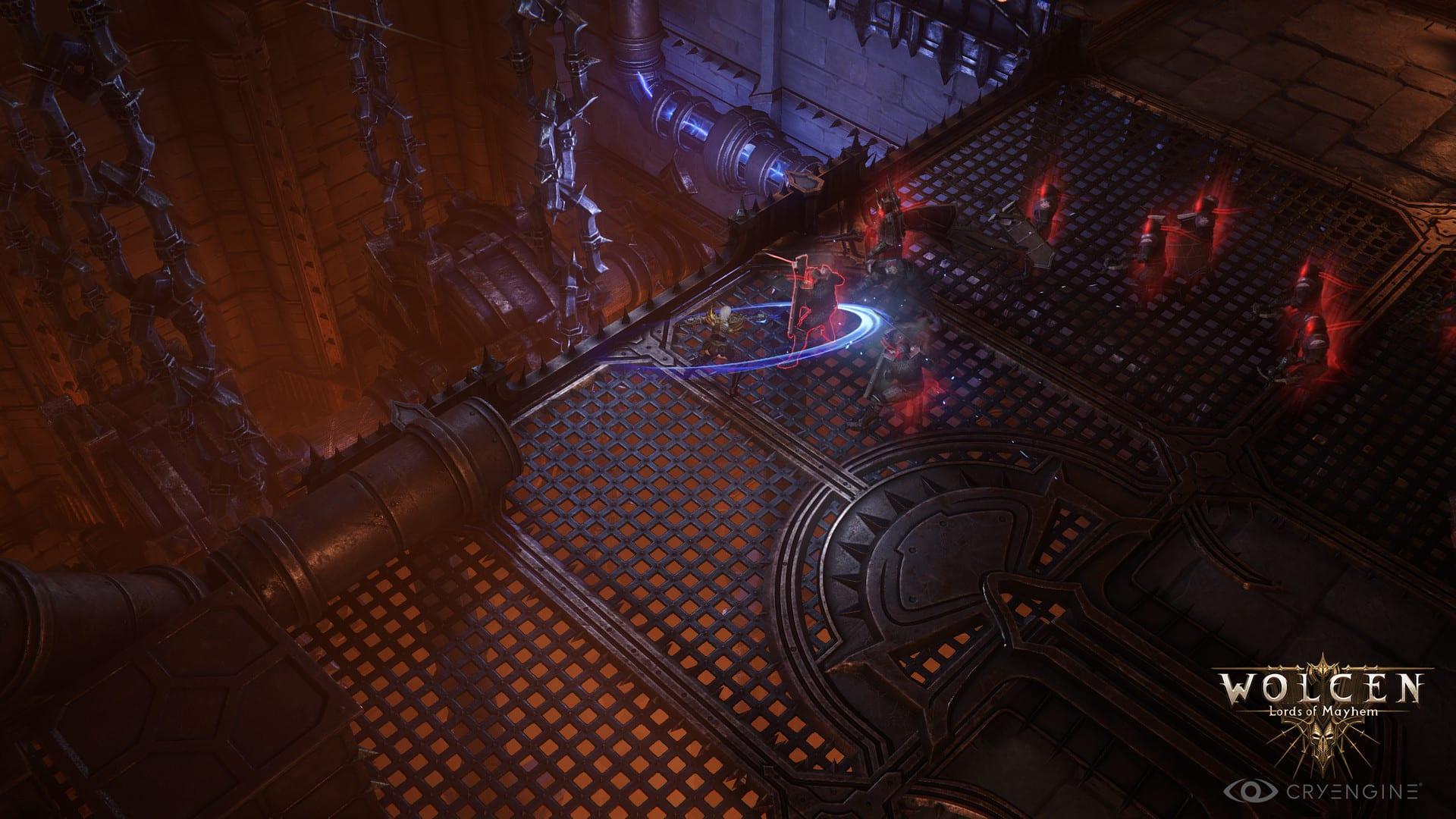خرید استیم گیفت Wolcen: Lords of Mayhem اسکرین شات 4
