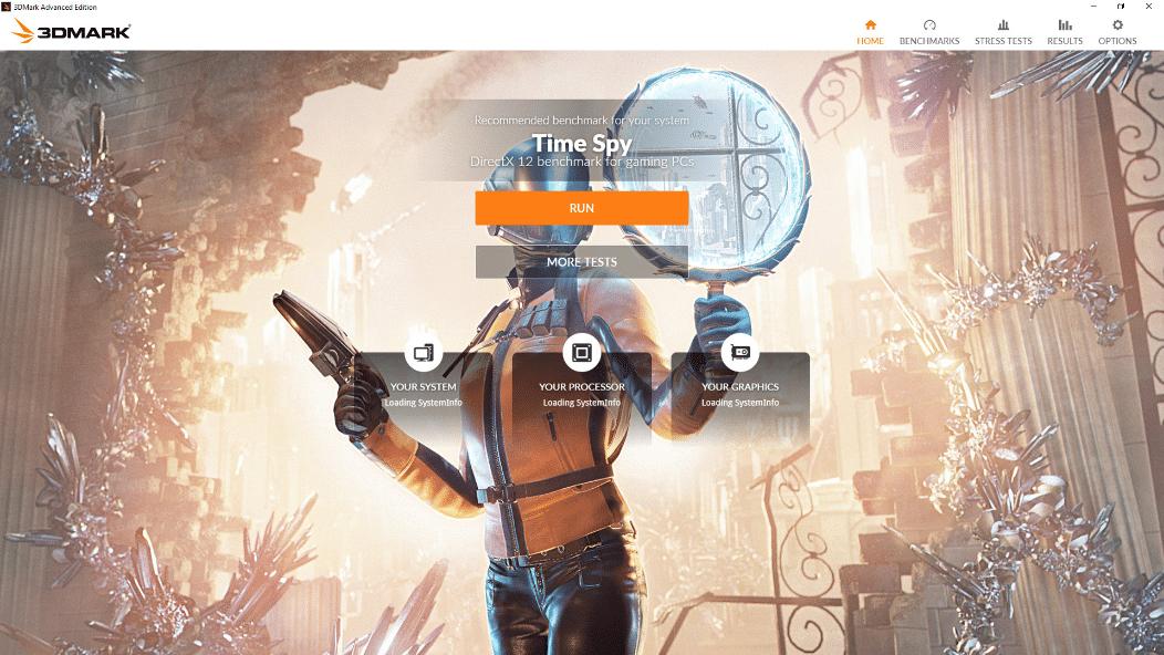 خرید بازی واقعیت مجازی استیم 3DMark اسکرین شات 7