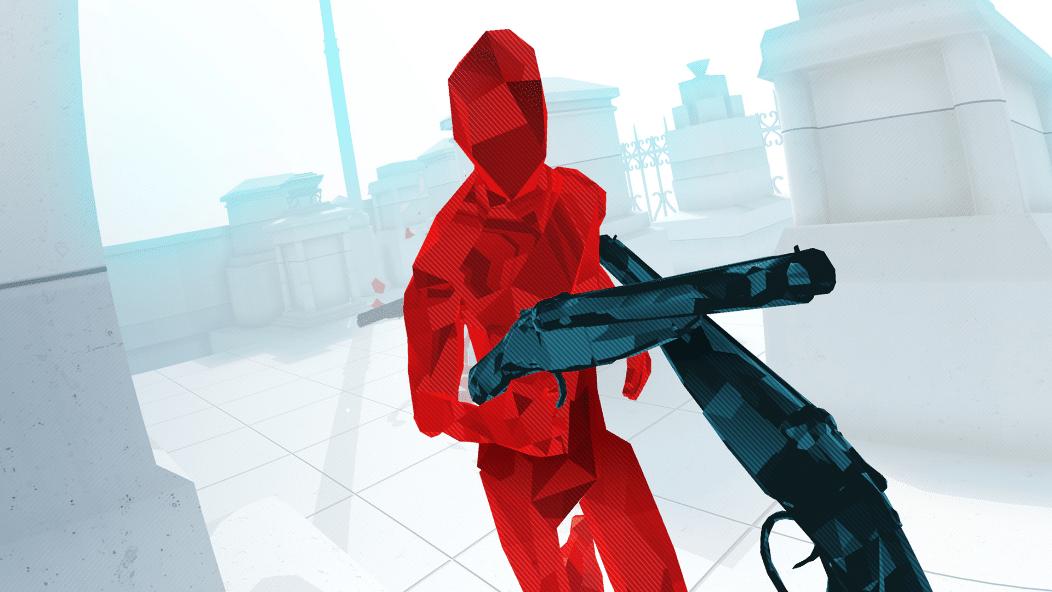خرید بازی واقعیت مجازی استیم SUPERHOT اسکرین شات 5