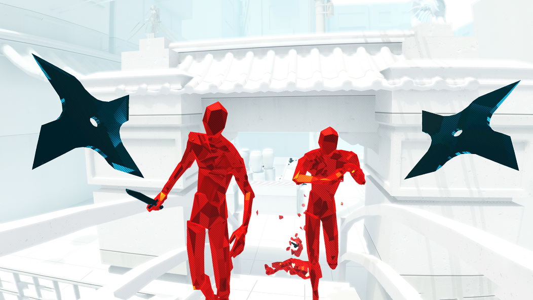 خرید بازی واقعیت مجازی استیم SUPERHOT اسکرین شات 4
