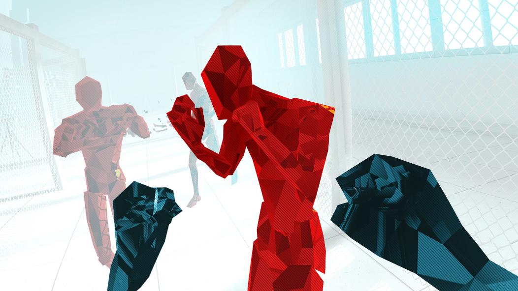 خرید بازی واقعیت مجازی استیم SUPERHOT اسکرین شات 3