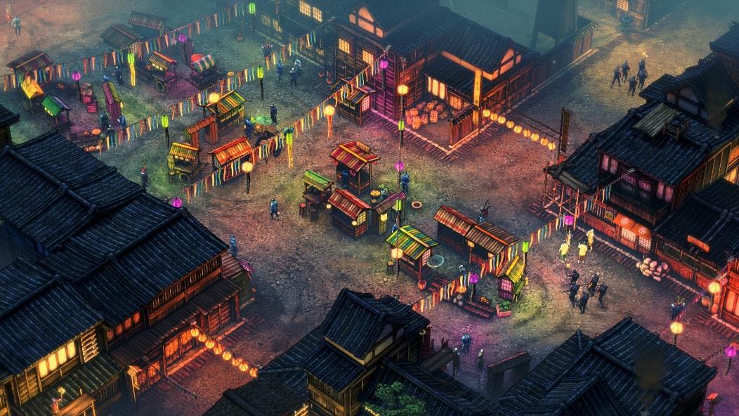 خرید استیم گیفت Shadow Tactics: Blades of the Shogun اسکرین شات 3