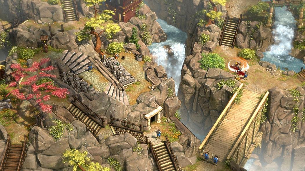 خرید استیم گیفت Shadow Tactics: Blades of the Shogun اسکرین شات 1