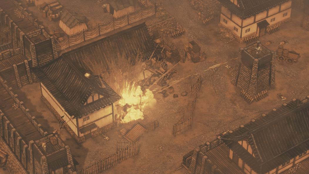 خرید استیم گیفت Shadow Tactics: Blades of the Shogun اسکرین شات 2