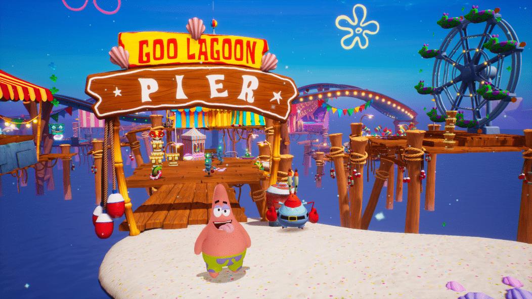 خرید استیم گیفت SpongeBob SquarePants: Battle for Bikini Bottom - Rehydrated اسکرین شات 3