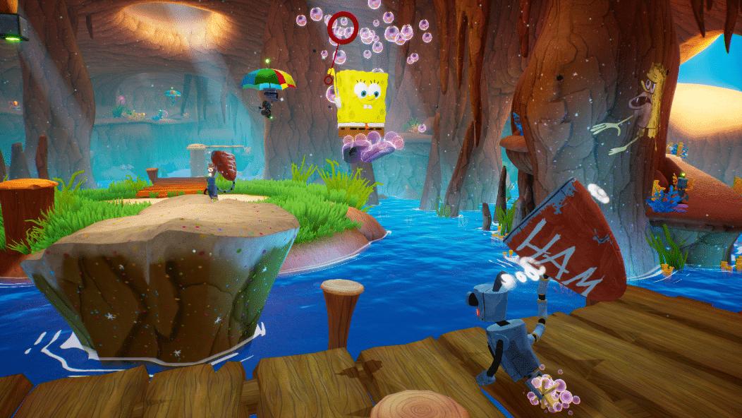 خرید استیم گیفت SpongeBob SquarePants: Battle for Bikini Bottom - Rehydrated اسکرین شات 2