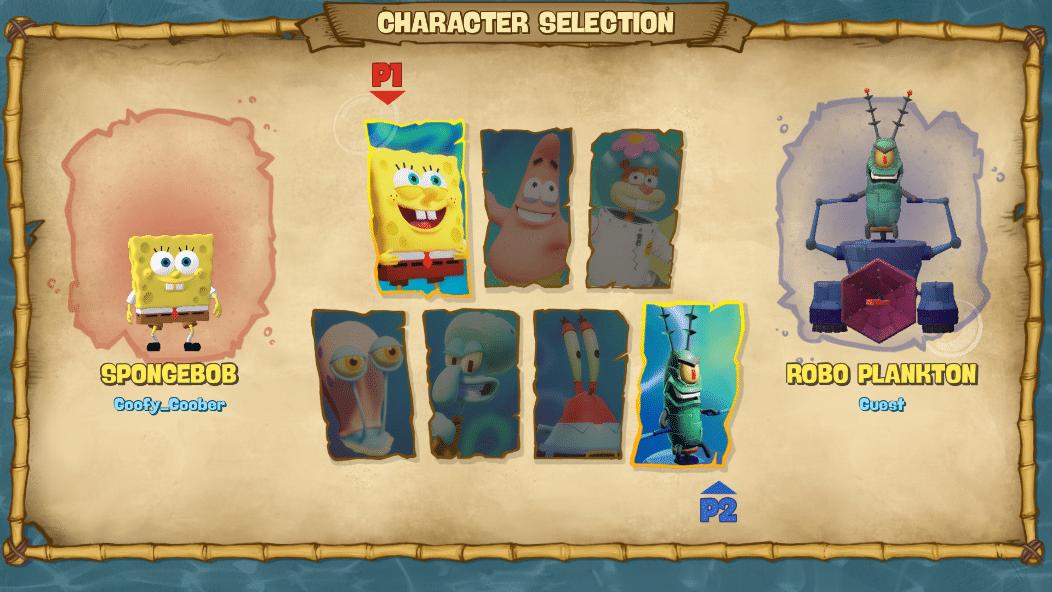 خرید استیم گیفت SpongeBob SquarePants: Battle for Bikini Bottom - Rehydrated اسکرین شات 1