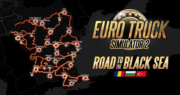 خرید بازی Euro Truck Simulator 2 - Road to the Black Sea استیم گیفت اسکرین شات 5