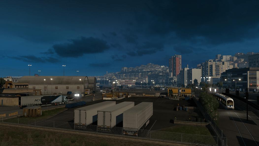 خرید بازی Euro Truck Simulator 2 - Italia استیم گیفت اسکرین شات 4