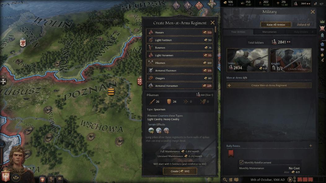 پیش خرید بازی Crusader Kings III استیم گیفت اسکرین شات 4