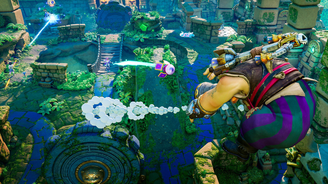 خرید بازی Rocket Arena سی دی کی اسکرین شات 4