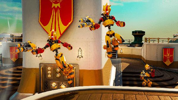 خرید بازی Rocket Arena سی دی کی اسکرین شات 3