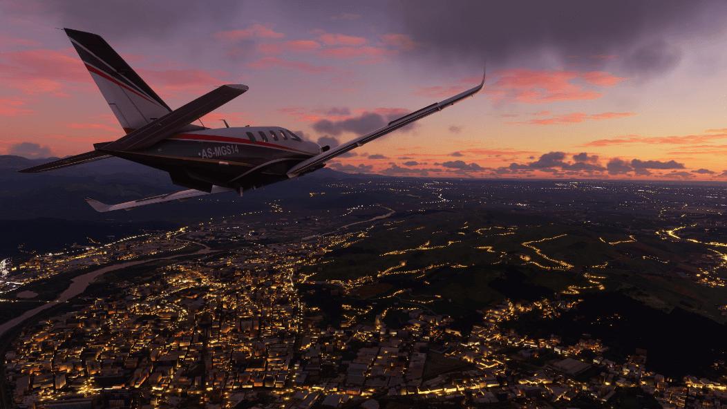 پیش خرید بازی Microsoft Flight Simulator استیم گیفت اسکرین شات 1
