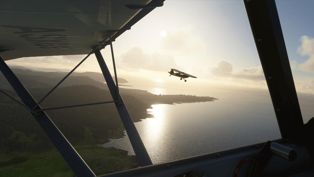 پیش خرید بازی Microsoft Flight Simulator استیم گیفت اسکرین شات 4