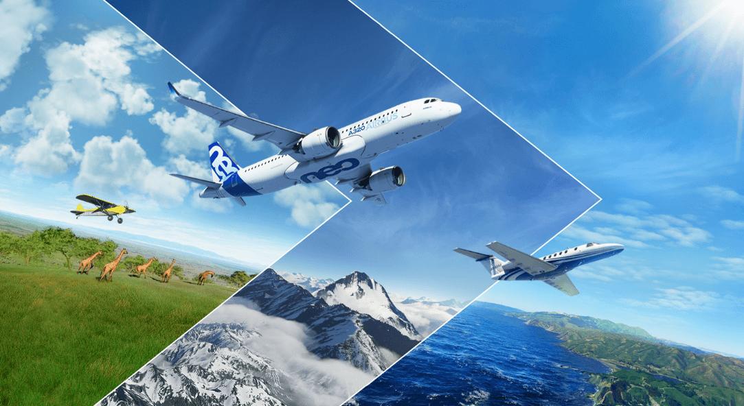 پیش خرید بازی Microsoft Flight Simulator استیم گیفت اسکرین شات 6