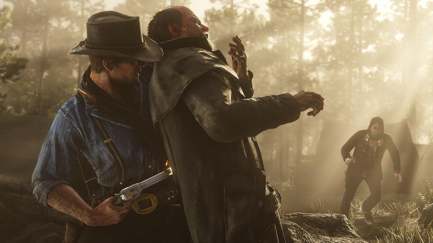 خرید بازی Red Dead Redemption 2 اپیک گیمز اسکرین شات 6