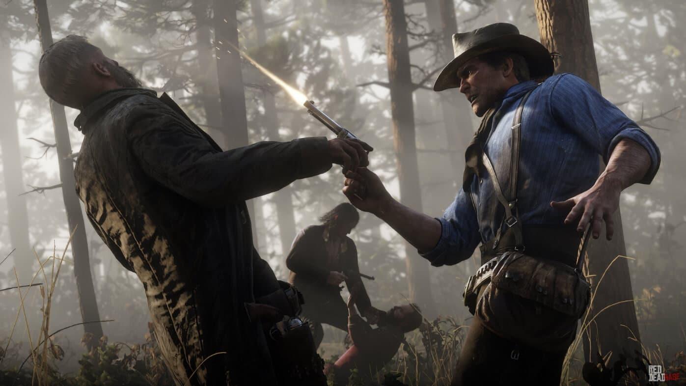 خرید بازی Red Dead Redemption 2 اپیک گیمز اسکرین شات 7