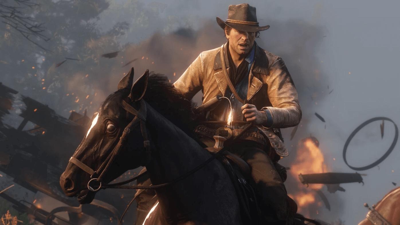 خرید بازی Red Dead Redemption 2 اپیک گیمز اسکرین شات 8