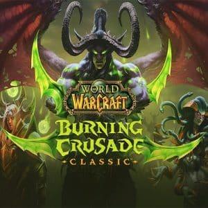 خرید بازی World of Warcraft Burning Crusade Classic